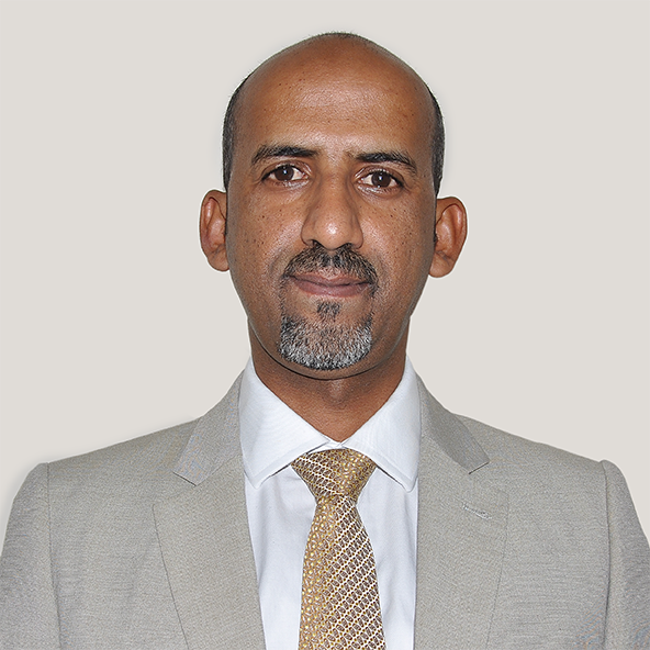 Ato Saeed Ahmed Hassen