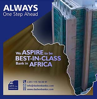 Dashen Bank – Best in Class in Africa – Menu Background 2