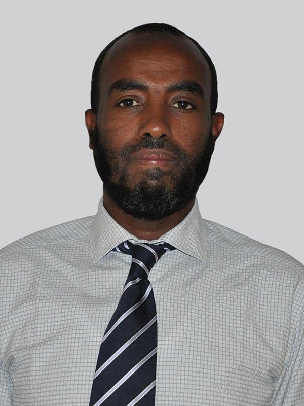 Ustaz Mahmoud Hassen Hussen
